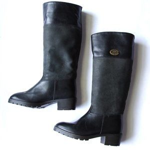 NWT Canadian genuine leather boots